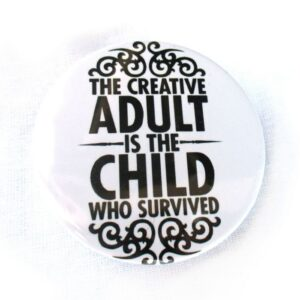 The Creative adult is the child who survived-0