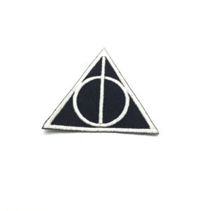 Patch Deathly hallows-0