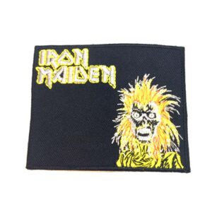 Patch Iron Maiden-0
