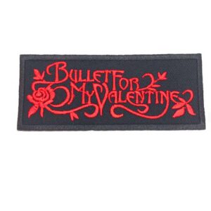 Patch Bullet for my Valentine-0