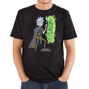 Tricou Rick and morty model 2-0