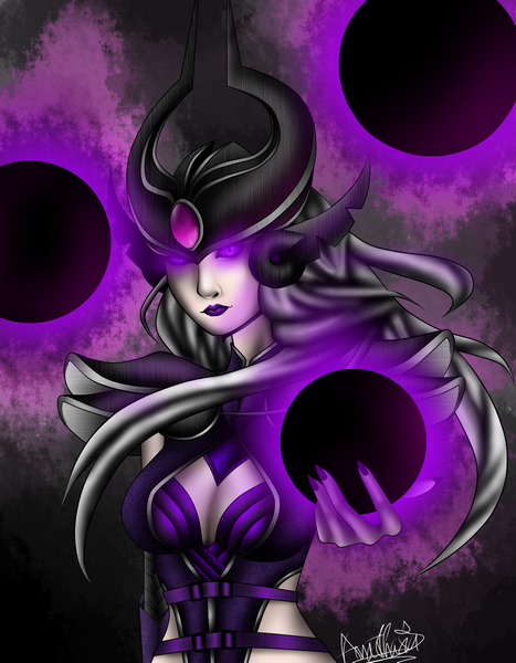 Syndra din league of legends