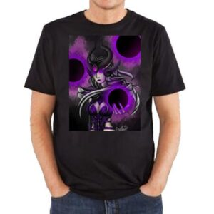 Tricou Syndra din league of legends-0
