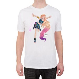 Tricou Zoe din League of legends-0