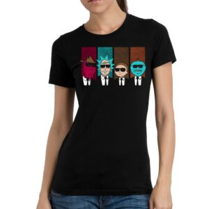 Tricou Rick and morty-0